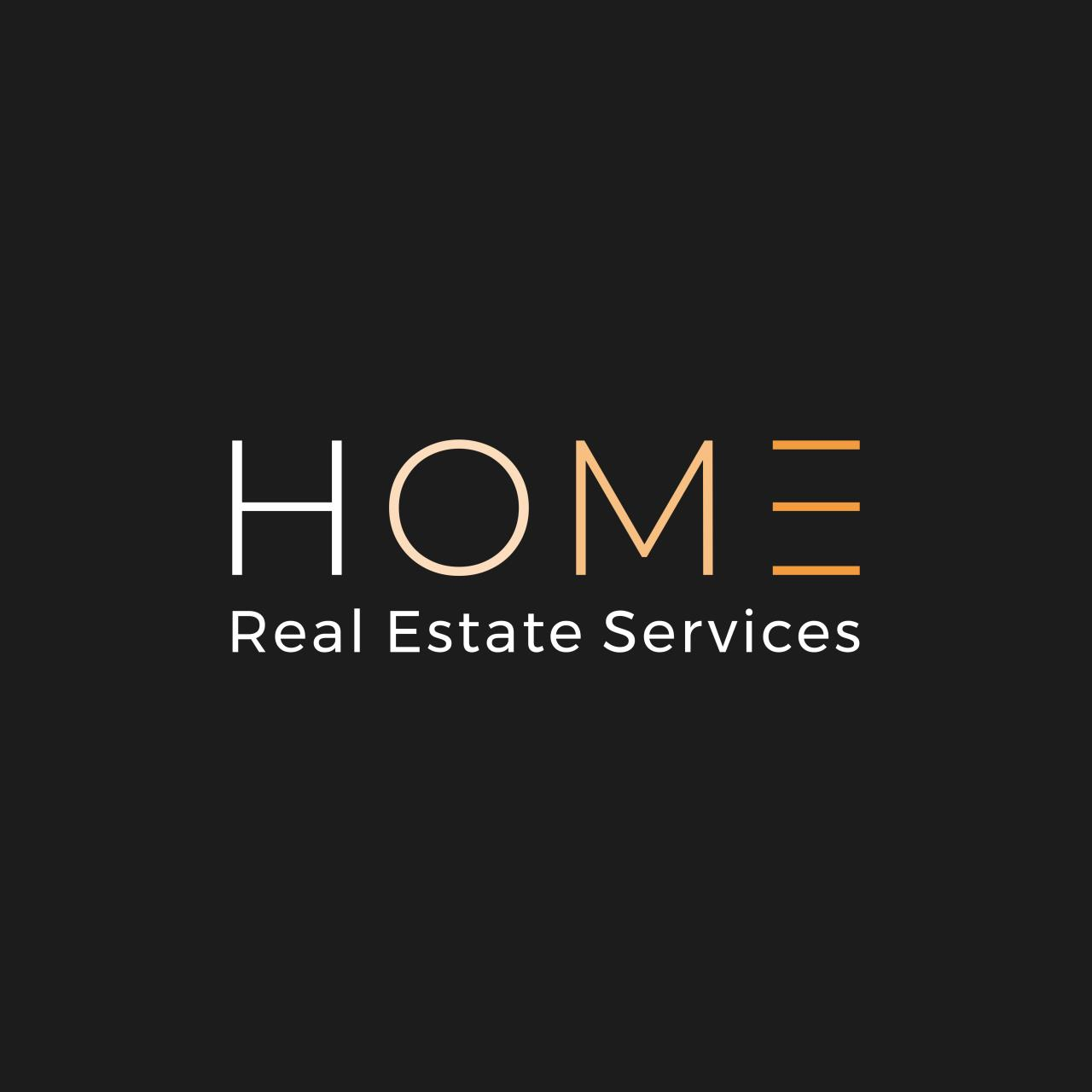 HOME - Real Estate Service logo
