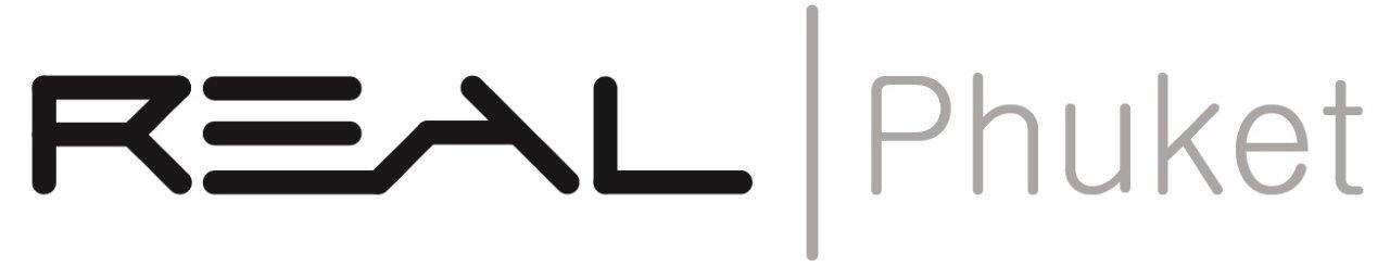 REAL Phuket  logo