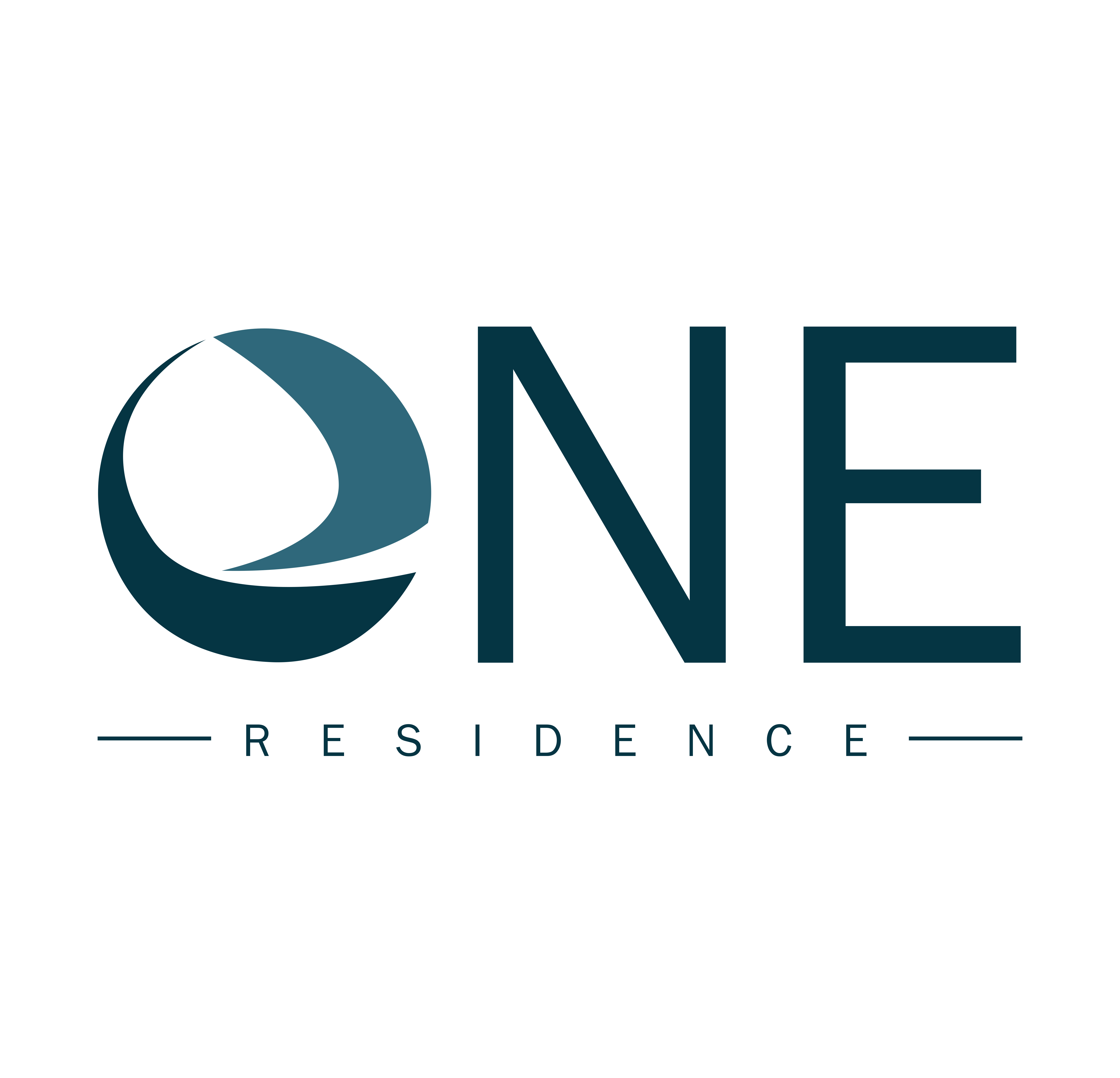 The One Residence logo