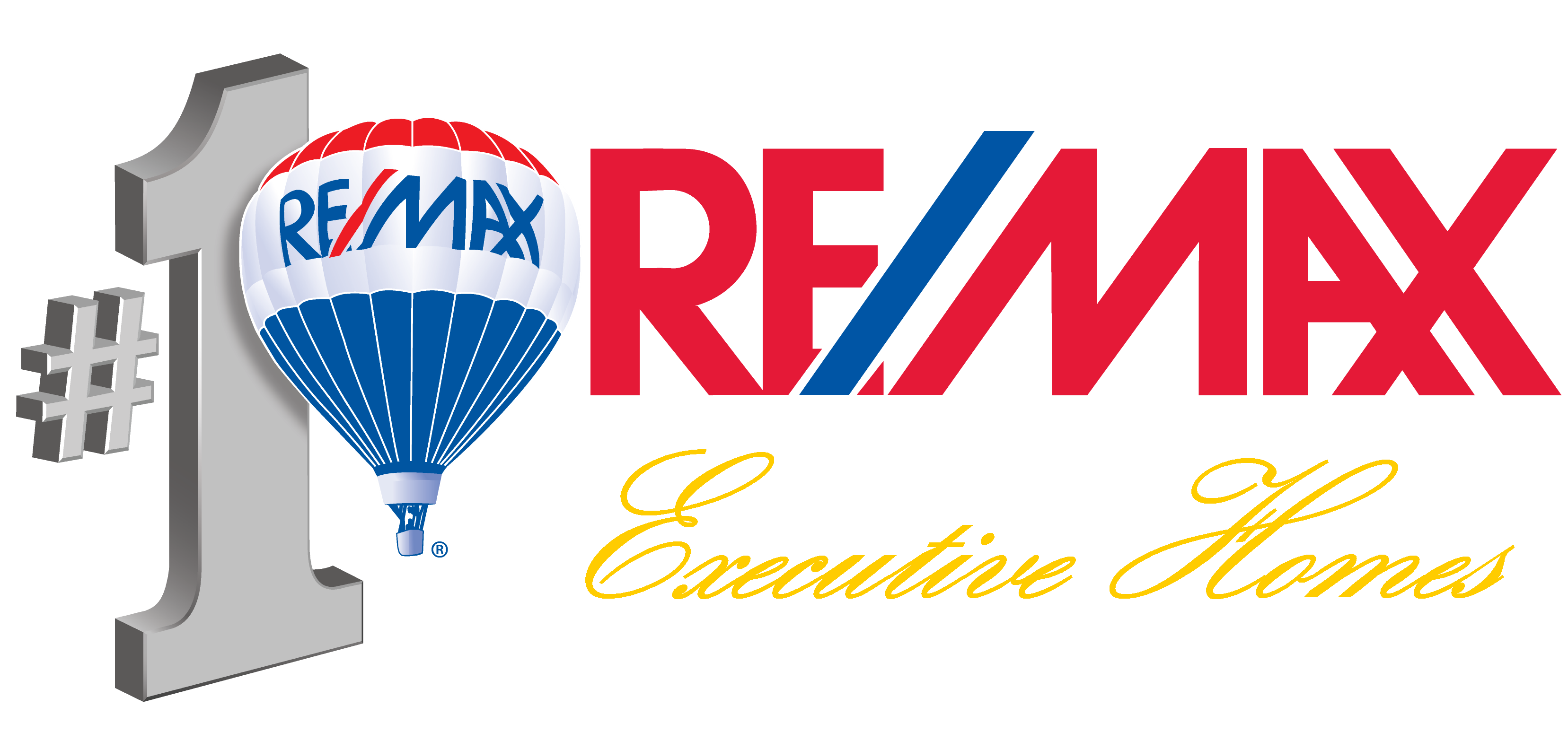 RE/MAX Executive Homes logo