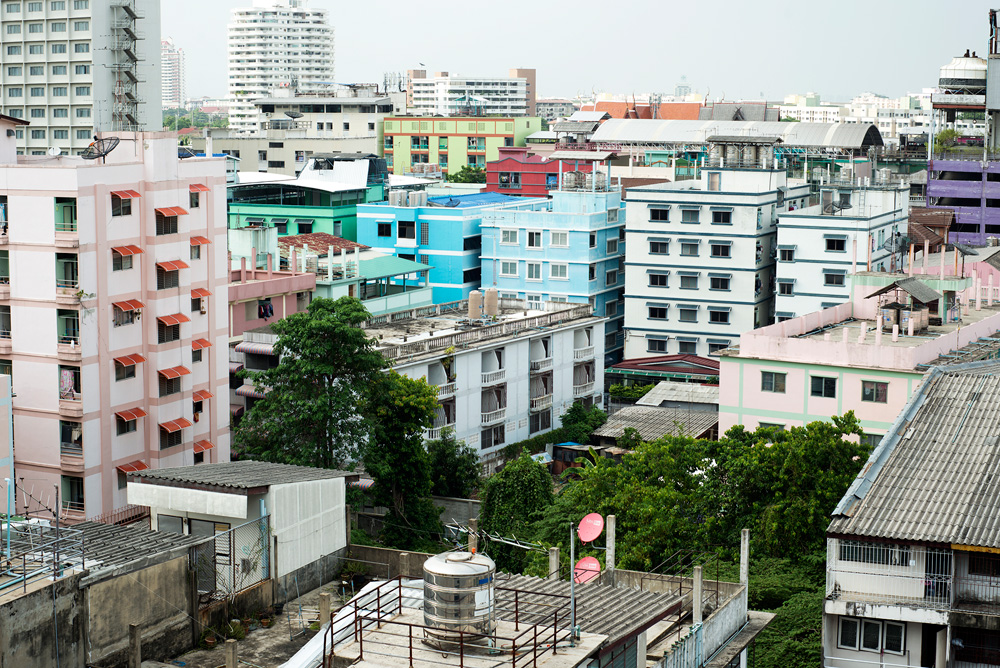 16 neighborhood ramkhamhaeng skyline