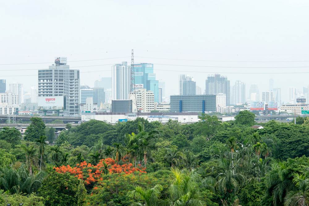 20 neighborhood ramkhamhaeng skyline