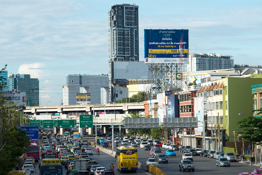 18 neighborhood chatuchak  over pass