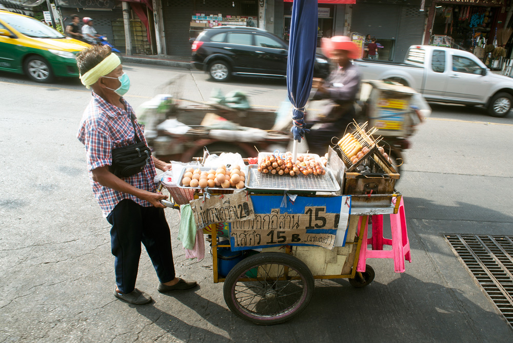 15 neighborhood huay kwang vendor