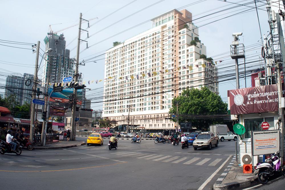 16 project ratchada life huay kwang