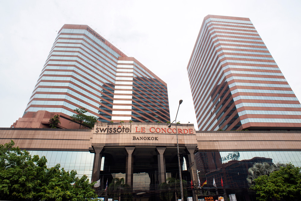 20 neighborhood huay kwang swissotel