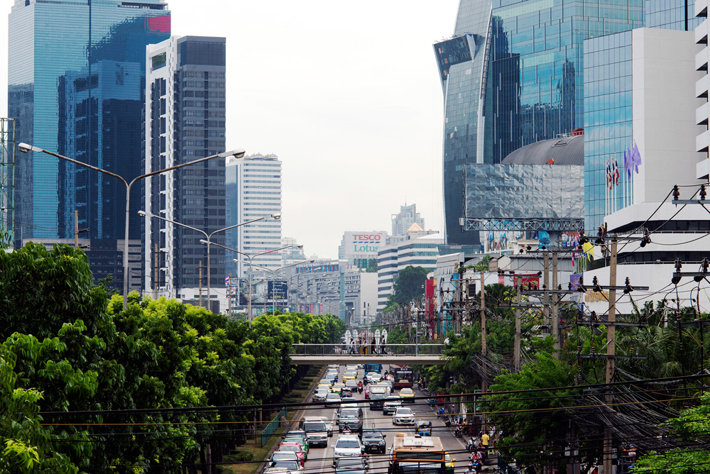 21 neighborhood huay kwang view