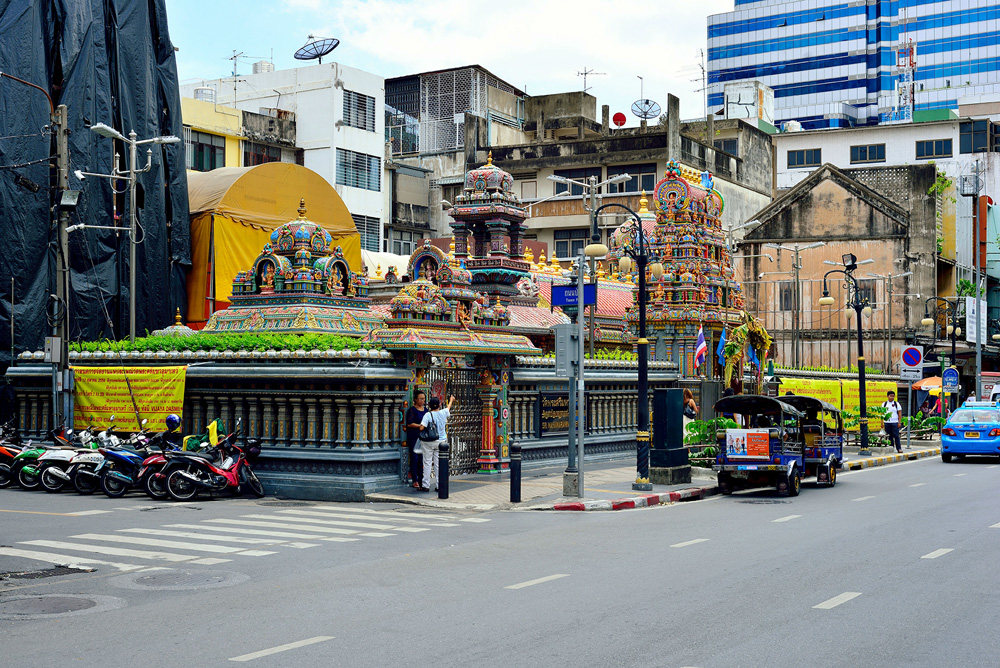 0 neighborhood silom sri maha mariamman temple