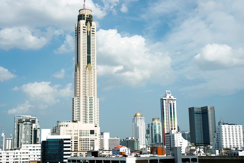 6 neighborhood victory monument baiyoke tower