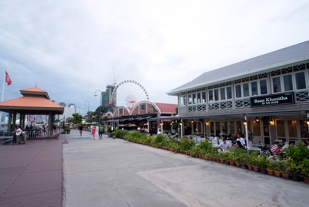 3 neighborhood bang kho laem asiatique