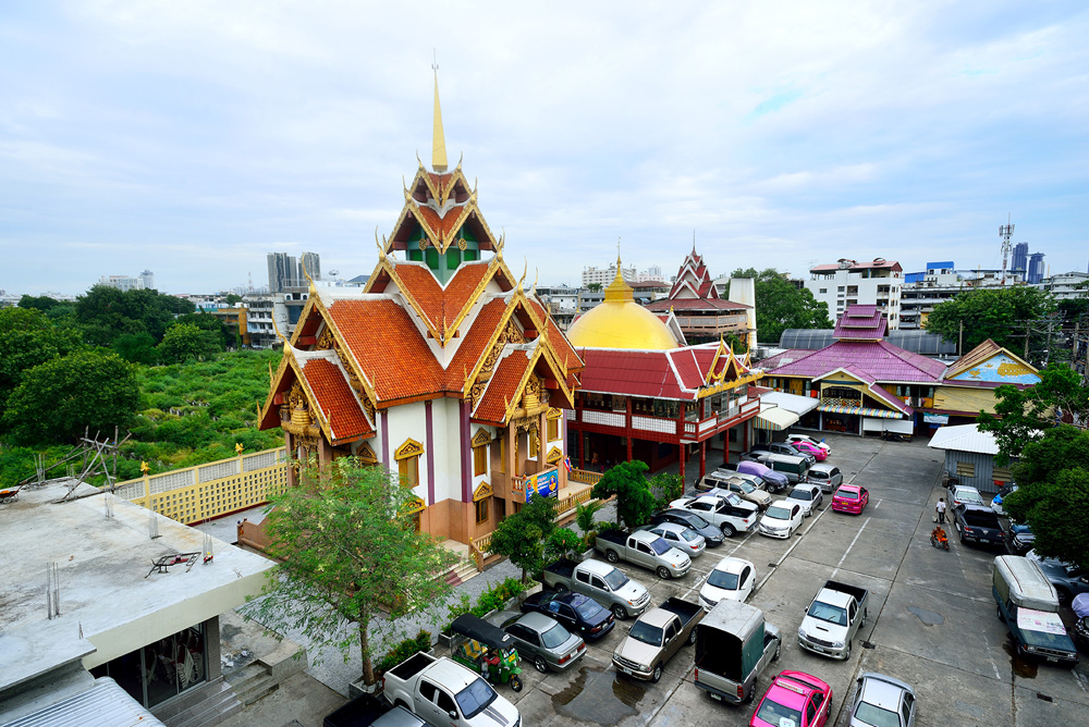 39 neighborhood yan nawa thung wat don