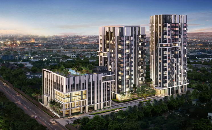 The One Residence Agency's Condo for Sale Or Rent 1 Bedrooms at Ceil by Sansiri 1