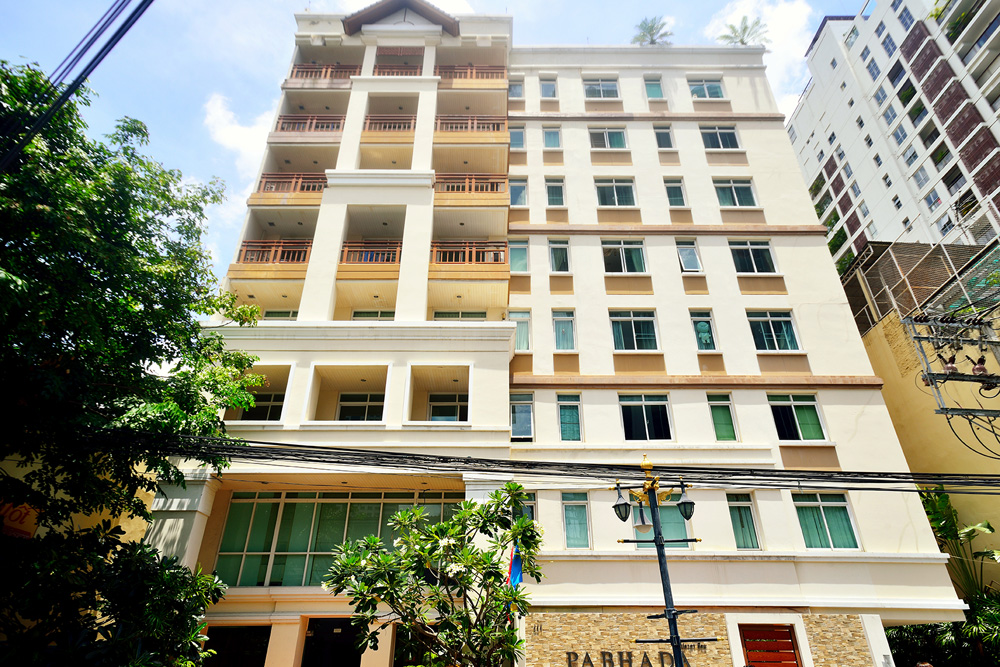 The One Residence Agency's condominium for rent at Pabhada Silom , 2BR , 2BA , 74SQM 1