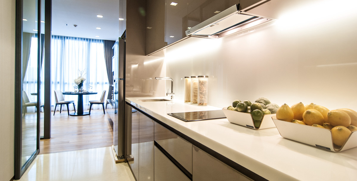 The One Residence Agency's Condo for Rent 2 Bedrooms at Hyde Sukhumvit 6