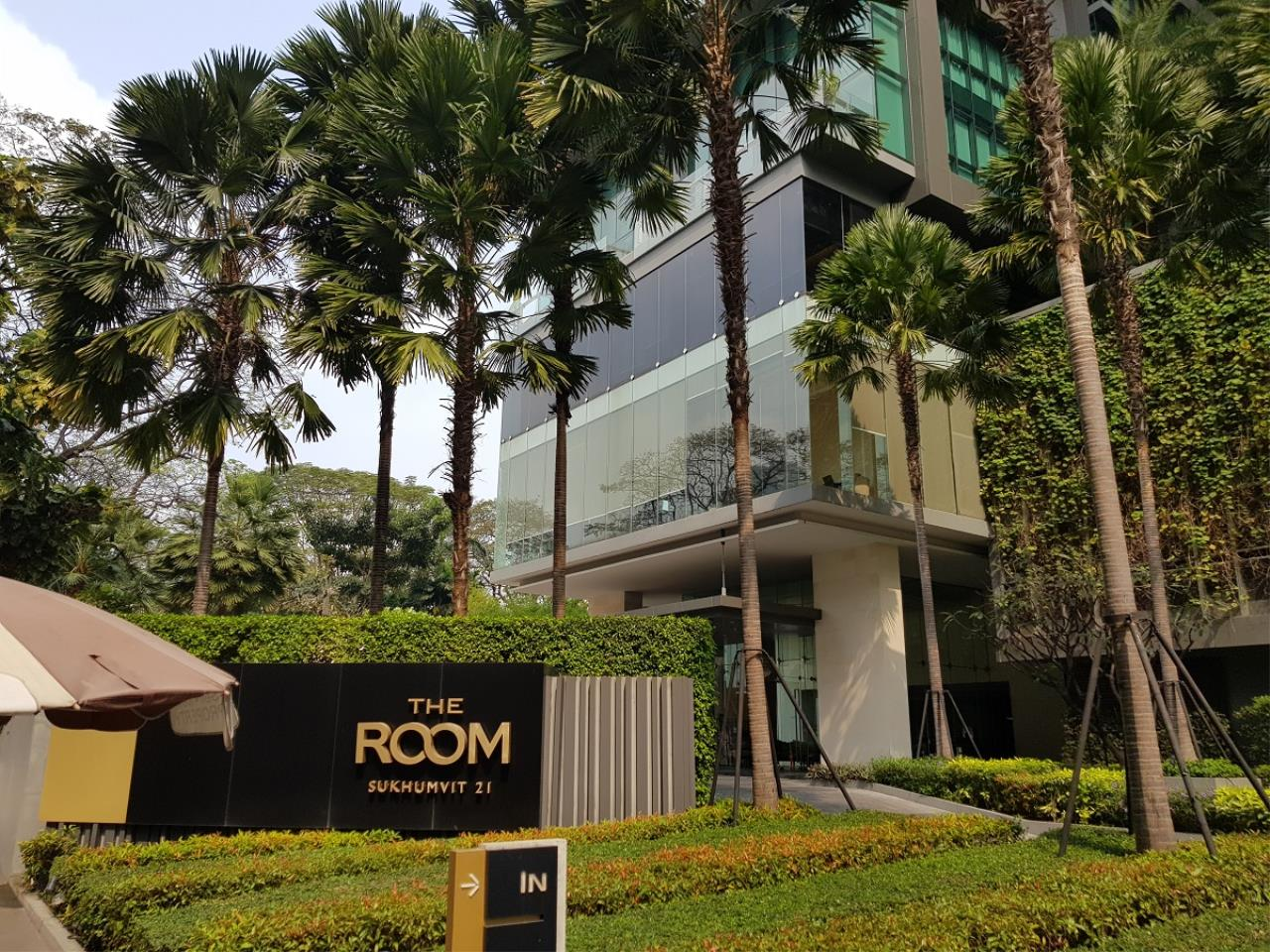 The One Residence Agency's Condo for Rent 1 Bedrooms at The Room Sukhumvit 21 2