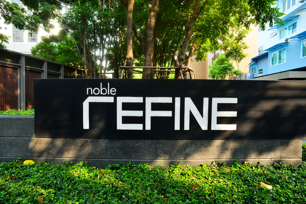 The One Residence Agency's Condo for Rent 1 Bedrooms at Noble Refine 1