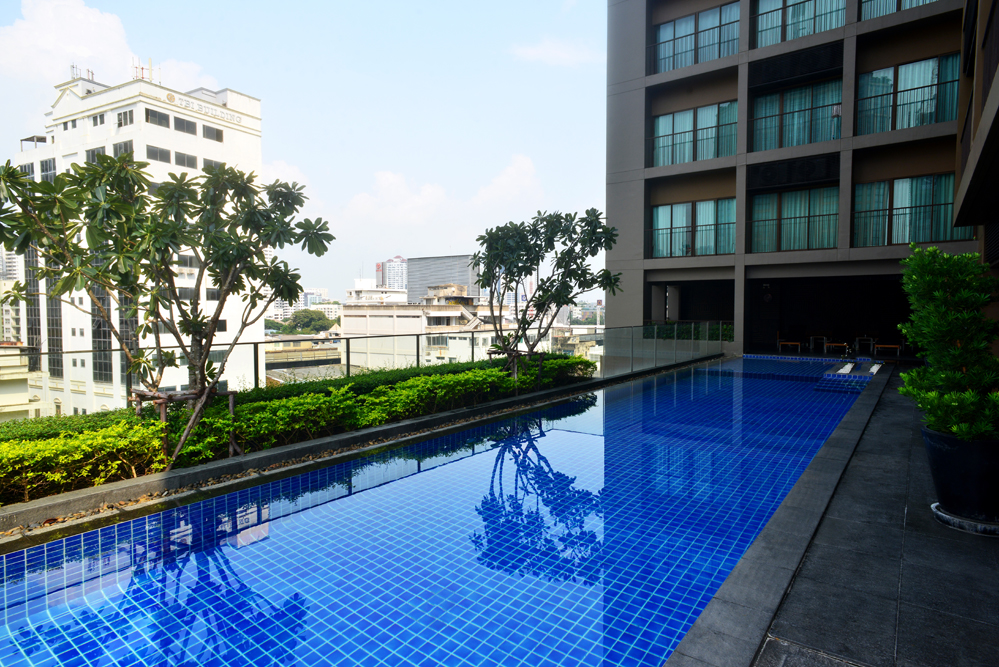 The One Residence Agency's Condo for Rent 1 Bedrooms at Noble Refine 6