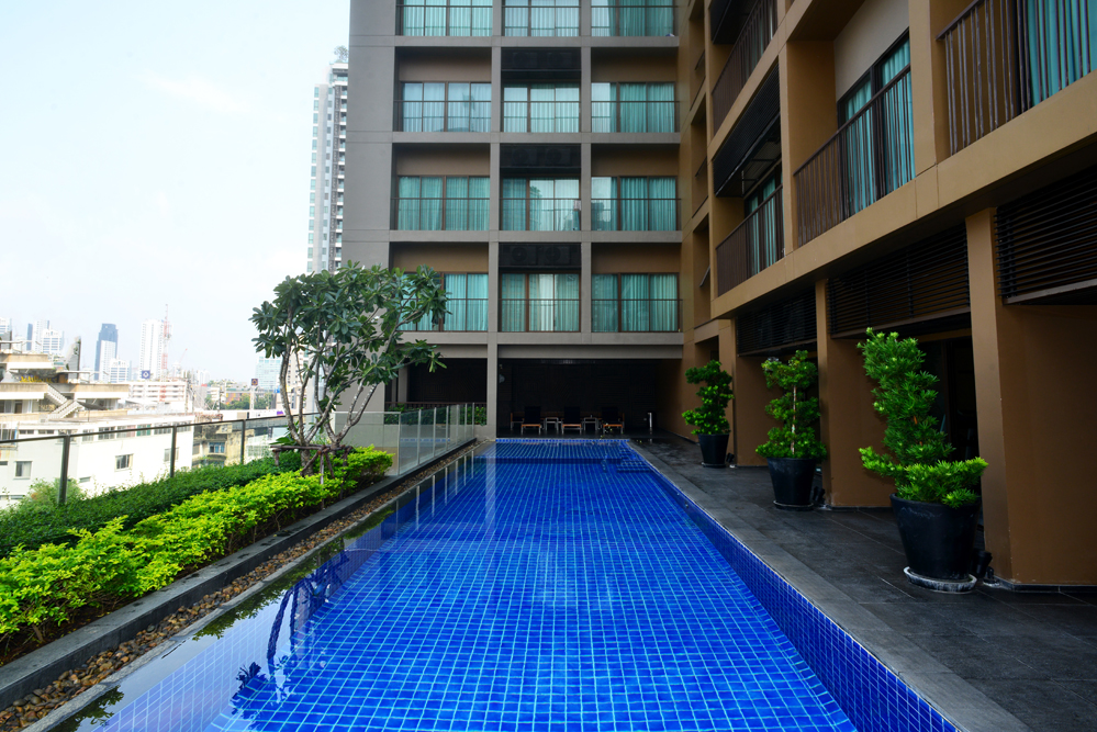 The One Residence Agency's Condo for Rent 1 Bedrooms at Noble Refine 7