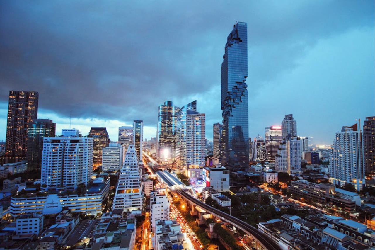 The One Residence Agency's condominium for rent at The Ritz-Carlton Residences at MahaNakhon , 2BR , 3BA , 147SQM 2
