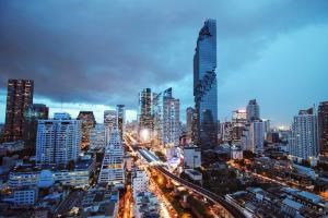 Project The Ritz-Carlton Residences at MahaNakhon