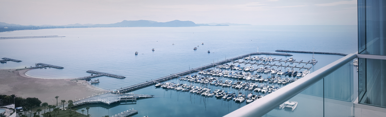 ocean portofino marina view