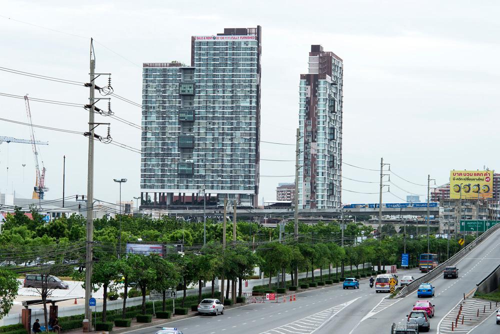 1project the coast condominium bang na