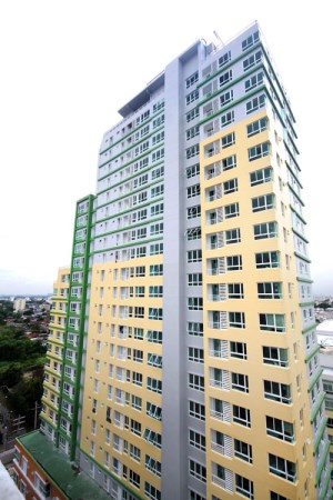 Project Premsiri Boutique Park Condo