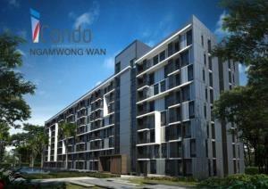 โครงการ I CONDO Ngamwongwan