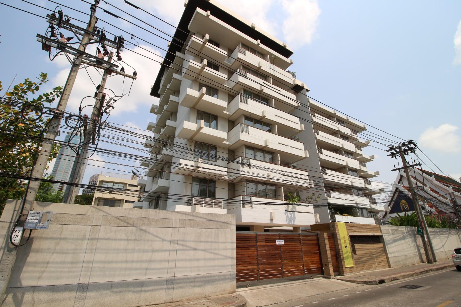 ruam ruadee house facade