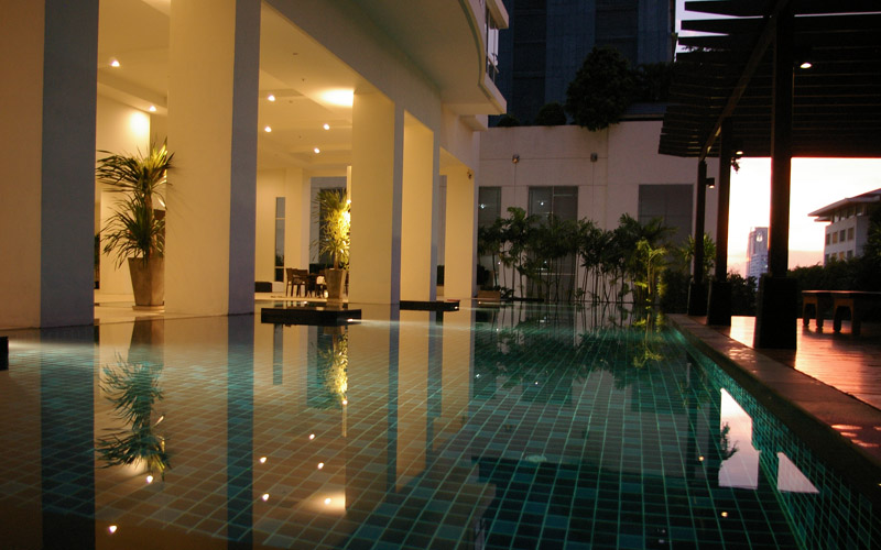 Bangkok Residential Agency's 2 Bed Condo For Rent in Ratchadamri BR6486CD 10