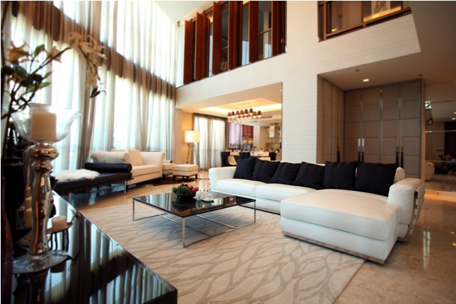 Bangkok Residential Agency's 2 Bed Condo For Rent in Ratchadamri BR6486CD 18
