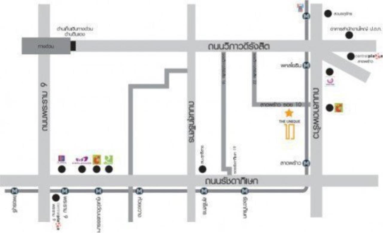 the unique ladprao 10 condo bangkok 511903c1ef23779f3d000076_full