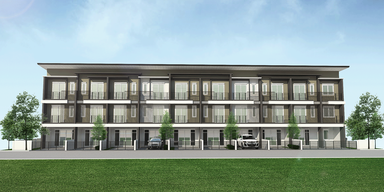 residence 77th 3d rendering exterior 1