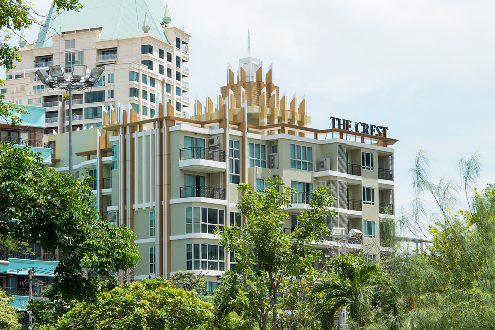The One Residence Agency's Condo for Sale Or Rent 1 Bedrooms at The Crest Sukhumvit 24 1