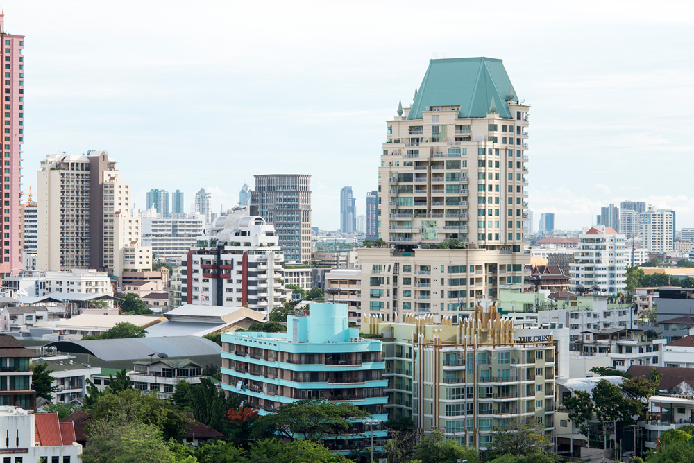 The One Residence Agency's Condo for Sale Or Rent 1 Bedrooms at The Crest Sukhumvit 24 2