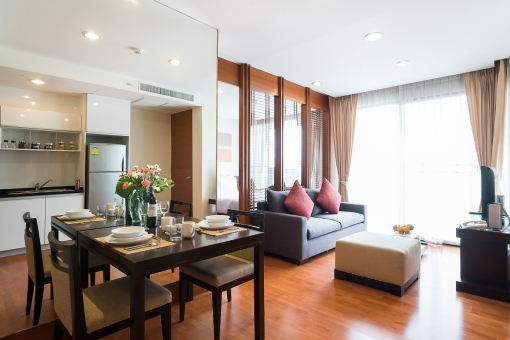Bangkok Residential Agency's 2 Bed Condo For Rent in Ratchada BR4139CD 3