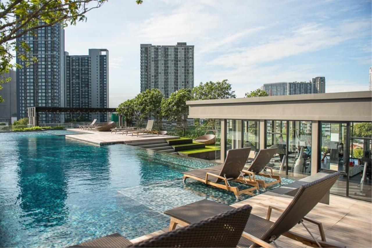 Sansiri Agent Relations Agency's Condo For Rent, 1 Bedroom 5