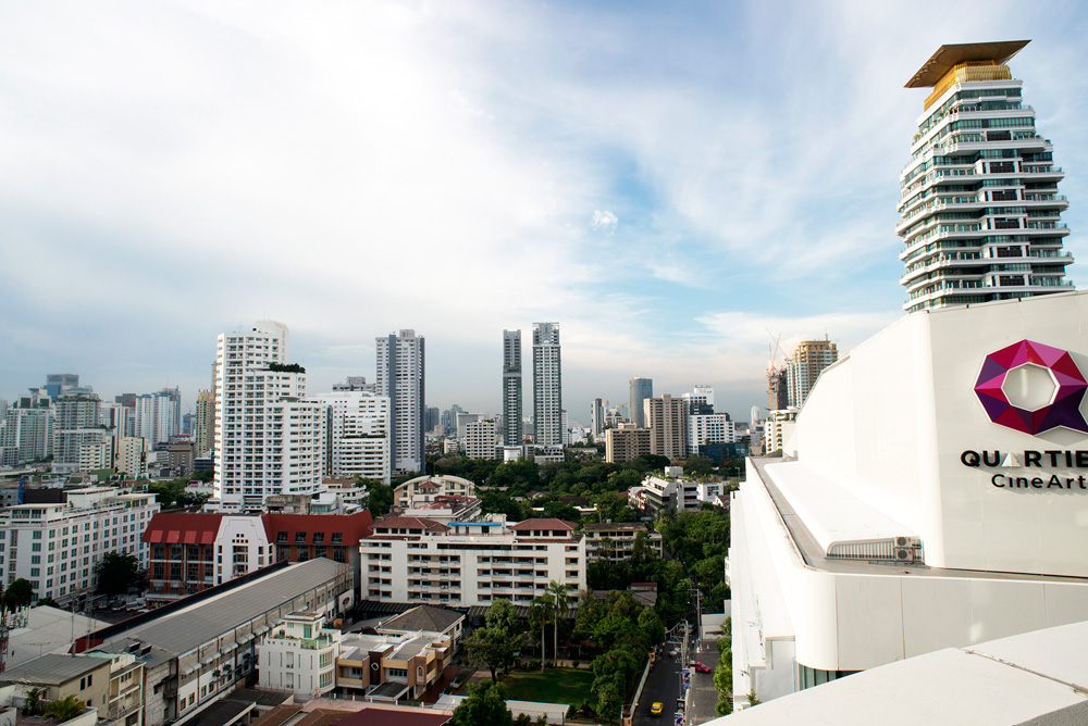 Bangkok Residential Agency's 3 Bed Duplex Condo For Rent in Phrom Phong BR9707CD 13