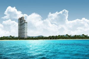 Project Del Mare Bangsaray Beachfront