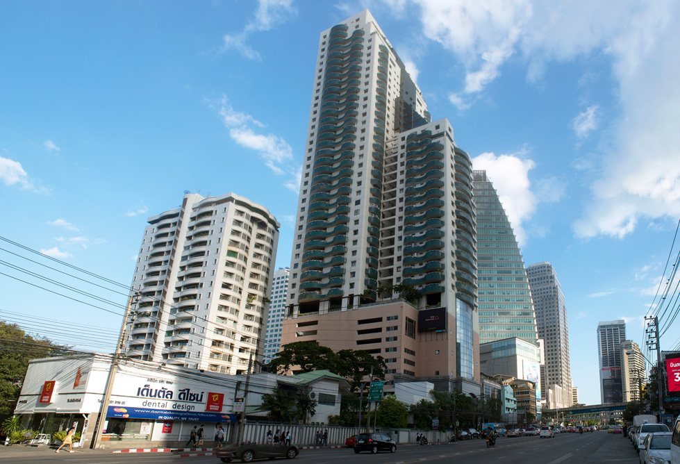 The One Residence Agency's Condo for Rent 1 Bedrooms 60 SQM. at Asoke Place 1