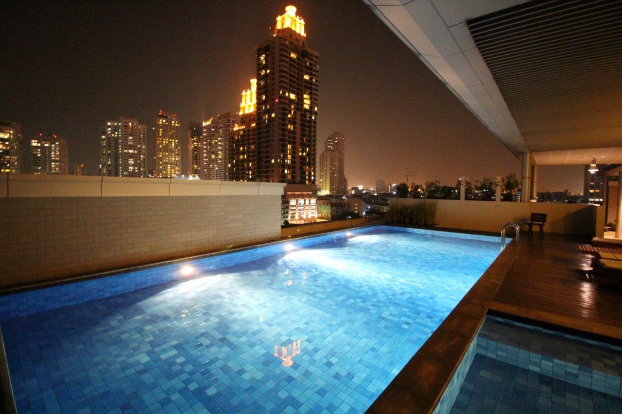 Shambhala Realty Agency's Y.O. Place Condominium for Rent in Sukhumvit 16 8