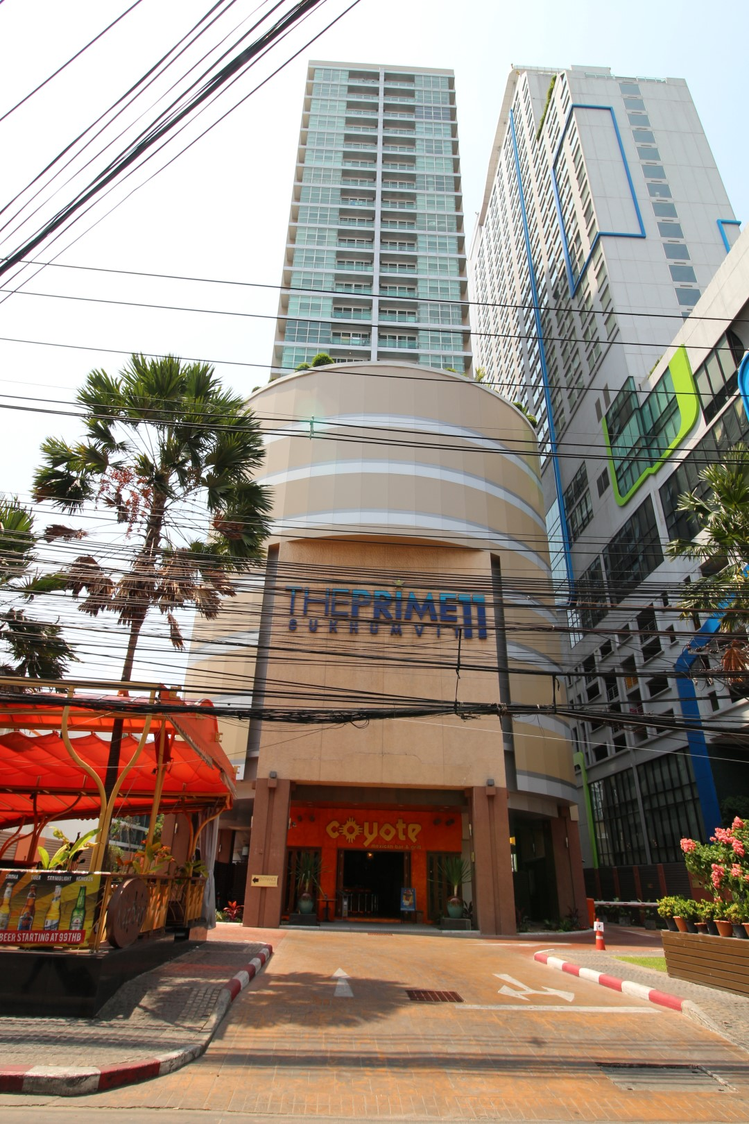 The One Residence Agency's condominium for rent at The Prime 11 , 2BR , 2BA , 85SQM 2