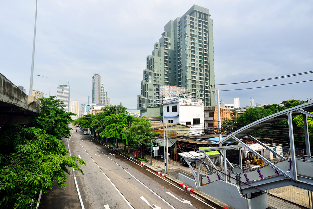 1project teal sathorn taksin