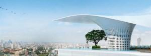 Project Magnolias Ratchadamri Boulevard