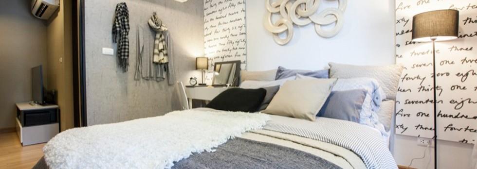 the kris ratchada 17 3d interior bedroom 1