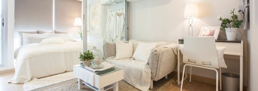 the kris ratchada 17 3d interior bedroom 2