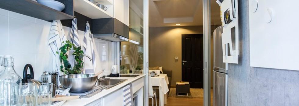 the kris ratchada 17 3d interior kitchen 1