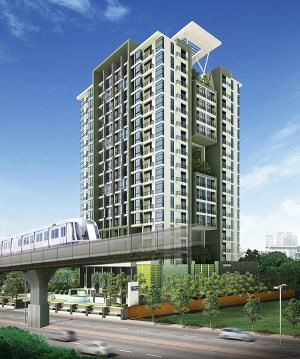โครงการ Bangkok Horizon P 48