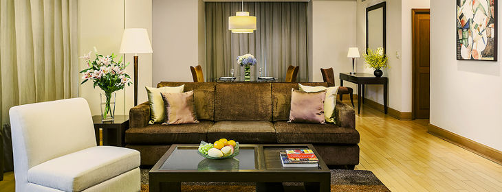 pbanner_ascott sathorn bangkok 1 bedroom executive living room