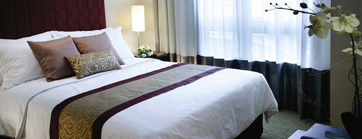 pbanner ascott sathorn bangkok bedroom